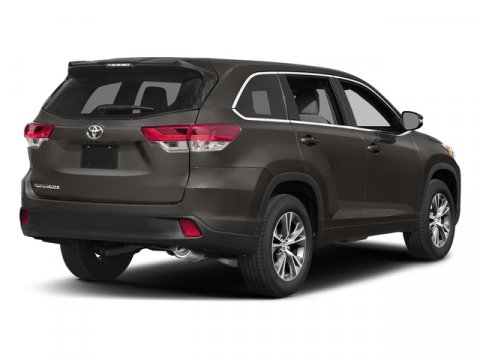 New 2018 Toyota Highlander LE Plus V6 FWD