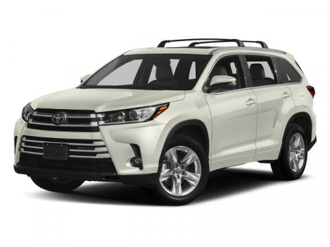 New 2018 Toyota Highlander Limited V6 AWD