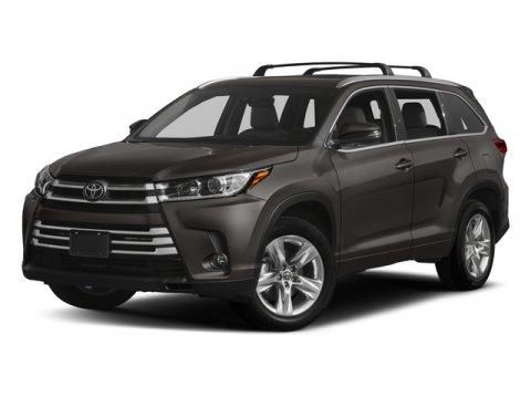 New 2018 Toyota Highlander Limited V6 AWD