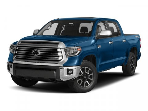 New 2018 Toyota Tundra 1794 Edition CrewMax 5.5' Bed 5.7L FFV