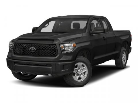 New 2018 Toyota Tundra SR Double Cab 6.5' Bed 4.6L