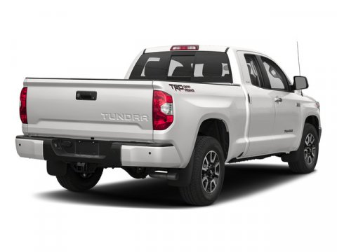 New 2018 Toyota Tundra Limited Double Cab 6.5' Bed 5.7L FFV