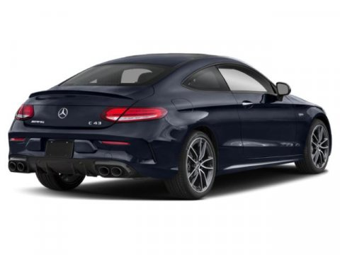 New 2019 Mercedes-Benz C-Class AMG C 43 4MATIC Coupe