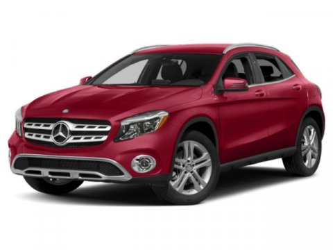 New 2019 Mercedes-Benz GLA GLA 250 4MATIC SUV