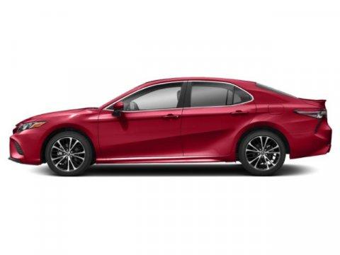 New 2019 Toyota Camry SE Auto