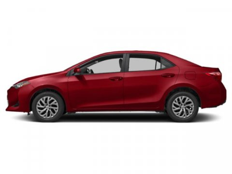 New 2019 Toyota Corolla XLE CVT