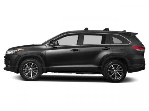New 2019 Toyota Highlander XLE V6 AWD