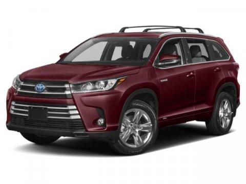 2019 Toyota Highlander Hybrid Limited Platinum V6 AWD