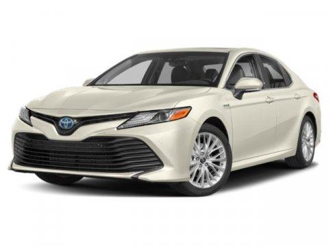 2020 Toyota Camry Hybrid XLE CVT