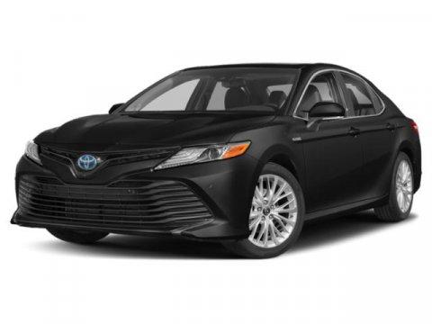 2020 Toyota Camry Hybrid SE CVT