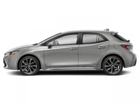 2020 Toyota Corolla Hatchback XSE Manual