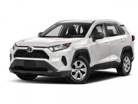 2020 Toyota RAV4 LE FWD