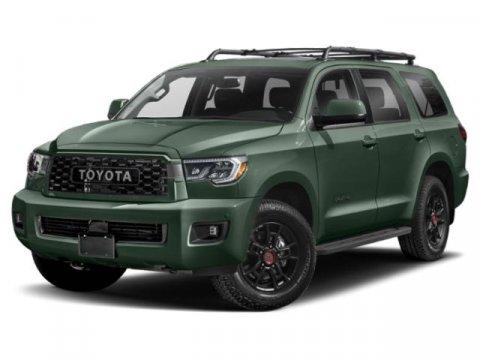 2020 Toyota Sequoia TRD Pro 4WD
