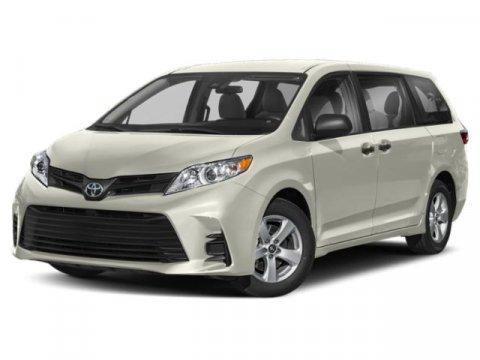 2020 Toyota Sienna XLE FWD 8-Passenger