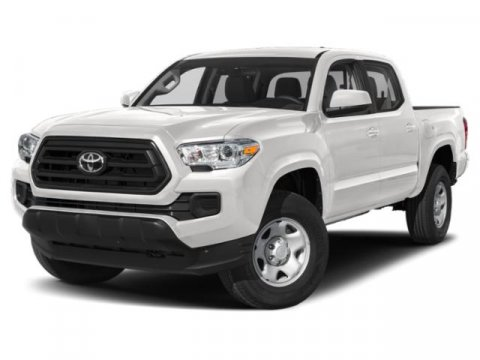 2021 Toyota Tacoma TRD Off Road Double Cab 6' Bed V6 AT