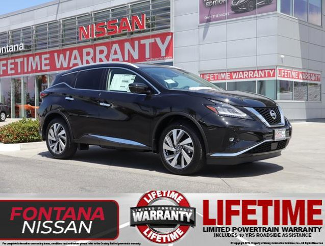 2021 Nissan Murano SL FWD SL Regular Unleaded V-6 3.5 L/213 [10]
