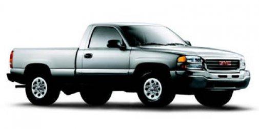 2006 GMC C-K 1500 Pickup - Sierra