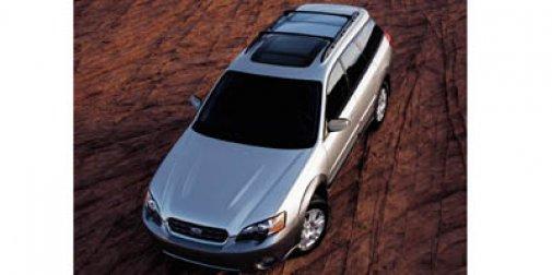 2006 Subaru Legacy Outback 2.5i
