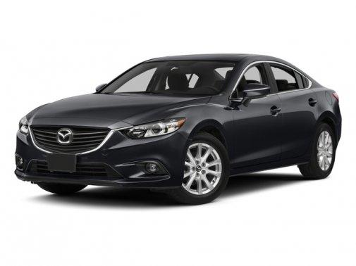2015 Mazda Mazda6 i