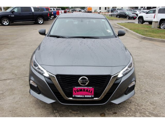 2019 Nissan Altima 25 SR Gun MetallicSport V4 25 L Variable 16348 miles Win a deal on this 20