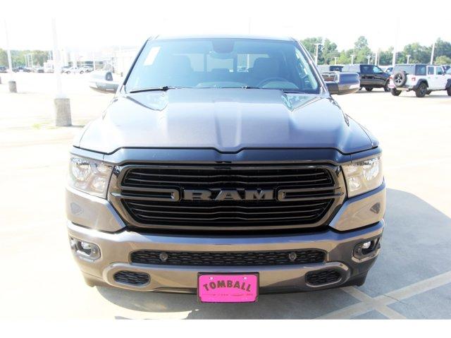 2020 Ram 1500 Lone Star Granite Crystal Metallic ClearcoatBlack V8 57 L Automatic 17 miles Dea