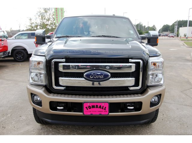 2013 Ford Super Duty F-250 SRW King Ranch BlueAdobe V8 67L Automatic 70931 miles Solid and sta