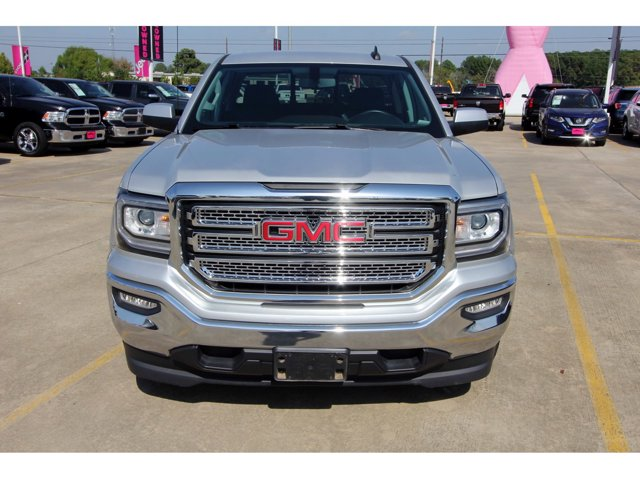 2017 GMC Sierra 1500 SLE Quicksilver MetallicJet Black V8 53L Automatic 36770 miles From mount