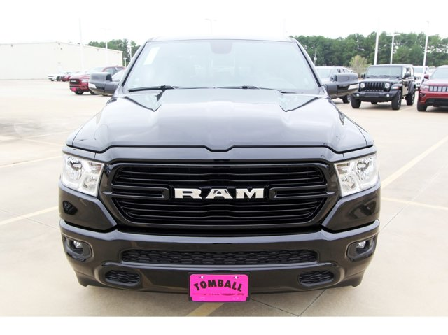 2020 Ram 1500 Lone Star Diamond Black Crystal PearlcoatBlack V8 57 L Automat
