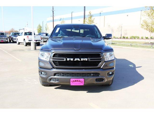 2020 Ram 1500 Lone Star Granite Crystal Metallic ClearcoatBlack V8 57 L Auto