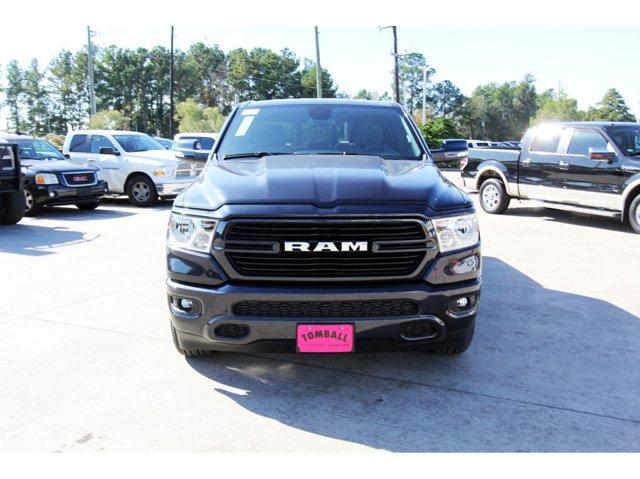 2020 Ram 1500 Lone Star Maximum Steel Metallic ClearcoatBlack V8 57 L Automa