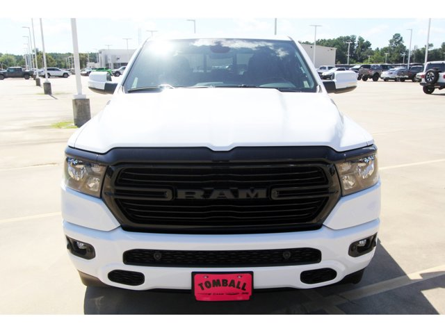 2020 Ram 1500 Lone Star Bright White ClearcoatBlack V8 57 L Automatic 19 miles Dealer Discount