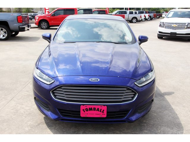 2014 Ford Fusion S BlueEarth Gray V4 25 L Automatic 98652 miles Snag a score on this 2014 Ford