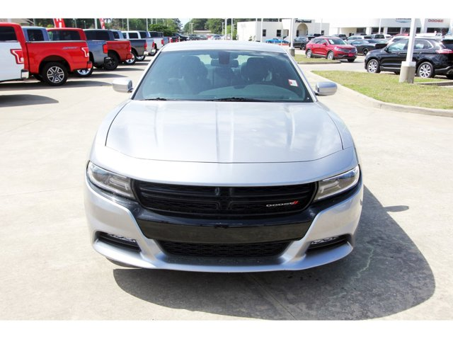 2015 Dodge Charger SXT Billet Silver Metallic ClearcoatBlack V6 36 L Automatic 41481 miles C