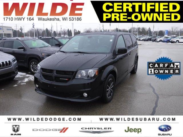 2019 Dodge Grand Caravan SXT Black Onyx Crystal PearlcoatBlack V6 36 L Automatic 28989 miles B
