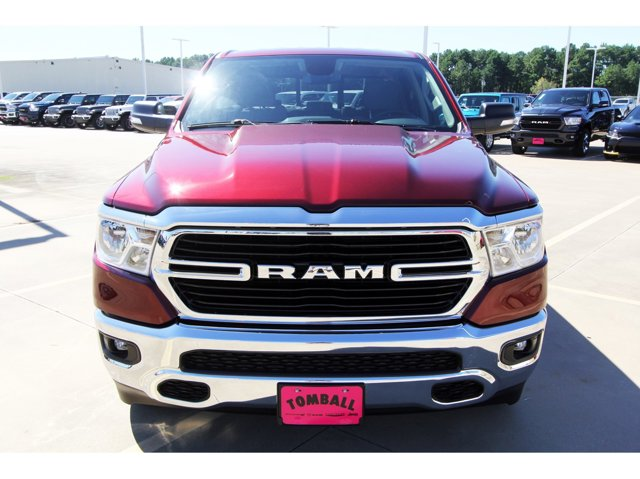 2020 Ram 1500 Lone Star Delmonico Red PearlcoatT9x8 V8 57 L Automatic 16 miles Dealer Discount