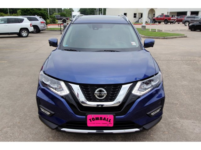 2018 Nissan Rogue SL Caspian BluePlatinum V4 25 L Variable 13762 miles Sturdy and dependable