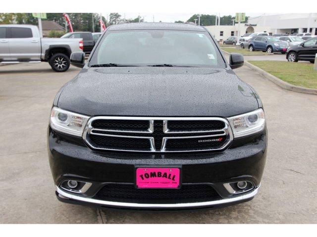 2017 Dodge Durango SXT DB Black Crystal ClearcoatBlack V6 36 L Automatic 54663 miles Trustwort