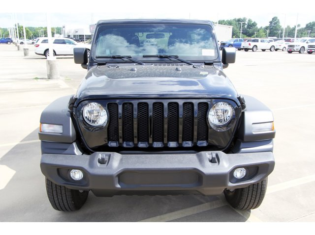 2019 Jeep Wrangler Unlimited Sport S Black ClearcoatBlack V6 36 L Automatic 9 miles Dealer Dis