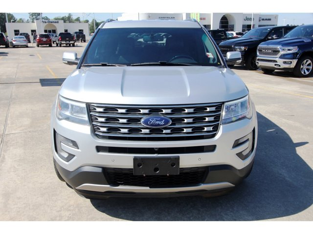 2017 Ford Explorer Limited SilverEbony V4 23 L Automatic 39466 miles Sturdy and dependable th