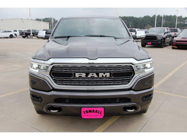 2020 Ram 1500 Limited Granite Crystal Metallic ClearcoatBlack V6 30 L Automa