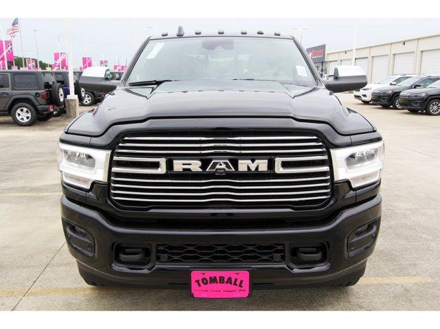 2019 Ram 2500 Laramie Diamond Black Crystal PearlcoatBlack V6 67 L Automatic 11 miles 2019 Ram