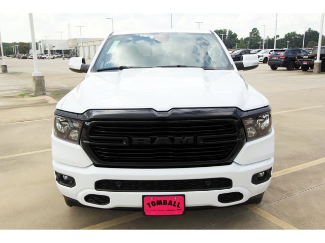2020 Ram 1500 Lone Star Bright White ClearcoatBlack V8 57 L Automatic 29 mi
