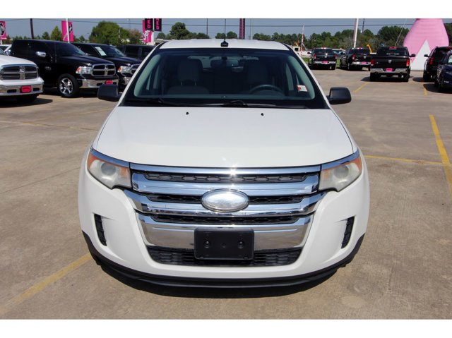 2012 Ford Edge SE White SuedeMedium Light Stone V6 35L Automatic 85445 miles Sturdy and depend