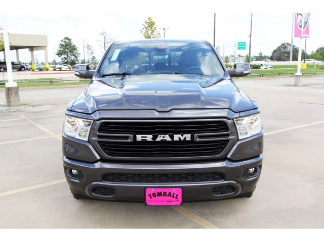2020 Ram 1500 Lone Star Granite Crystal Metallic ClearcoatBlack V8 57 L Automatic 41 miles Dea