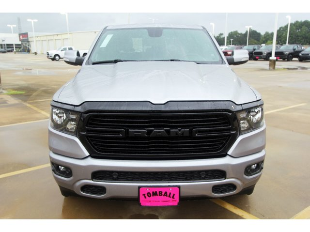2020 Ram 1500 Lone Star Billet Silver Metallic ClearcoatBlack V8 57 L Automatic 17 miles Deale