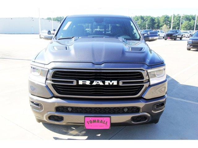 2020 Ram 1500 Laramie Granite Crystal Metallic ClearcoatBlack V8 57 L Automatic 16 miles Deale
