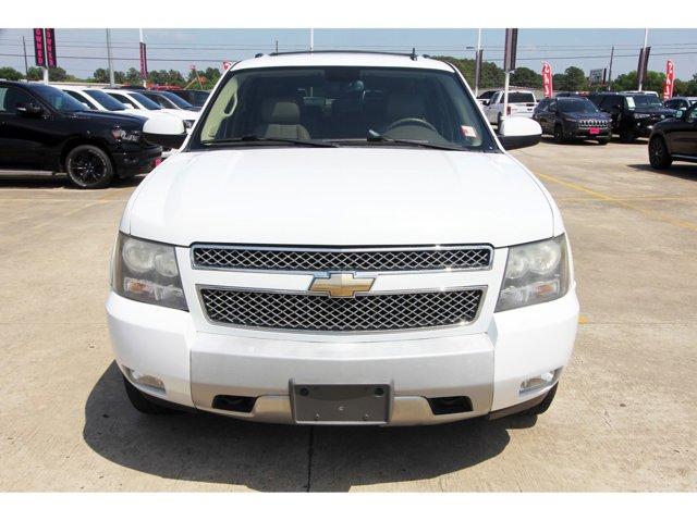 2011 Chevrolet Suburban LT Summit WhiteLight CashmereDark Cashmere V8 53L Automatic 125123 mil