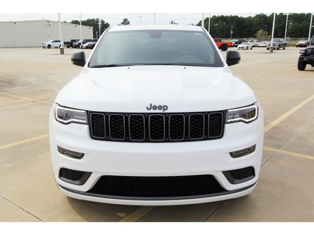2020 Jeep Grand Cherokee Limited X Bright White ClearcoatBlack V6 36 L Automatic 9 miles Deale