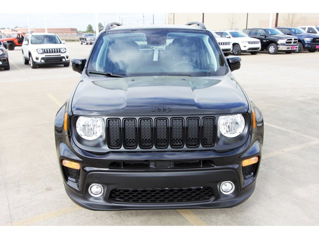 2020 Jeep Renegade Altitude Black ClearcoatBlack V4 24 L Automatic 16 miles