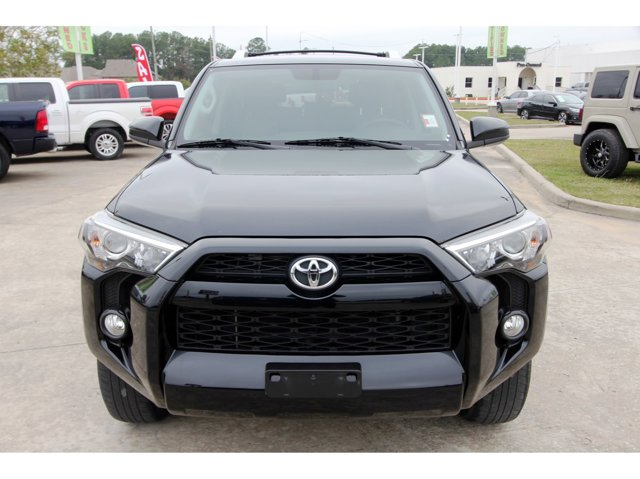 2016 Toyota 4Runner SR5 BlackBlack V6 40 L Automatic 43160 miles Safe and reliable this Used